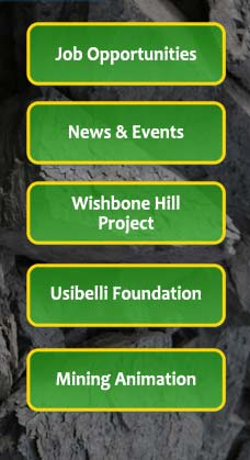 Job Opportunities; News and Events; Wishbone Hill Project; Usibelli Foundation; Mining Administration