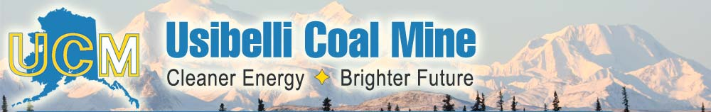 Usibelli Coal Mine cleaner energy brighter future