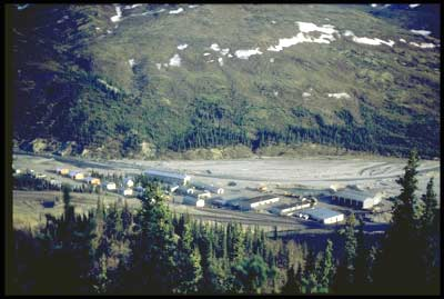 Usibelli Coal Mine became the only remaining commercial coal mine operating in Alaska